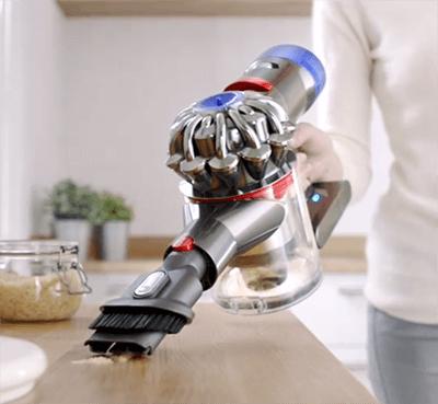 V8 Vacuum for Pet Hair